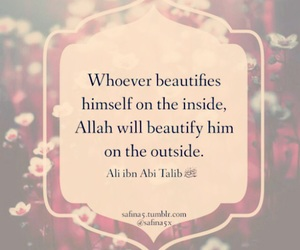 islam, allah, and beauty image