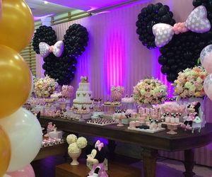 birthday, decoration, and food image