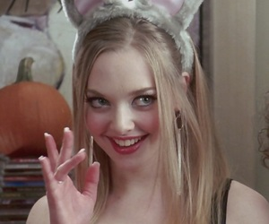 amanda seyfried, mean girls, and 金髪 image