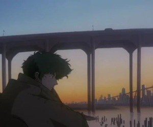 anime, art, and Cowboy Bebop image