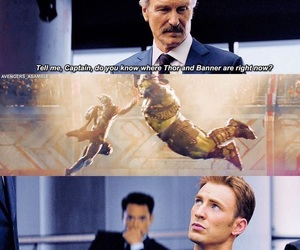 captain america, Hulk, and Marvel image