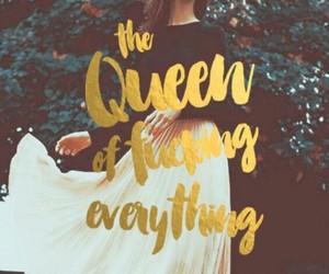 Queen, wallpaper, and girl image