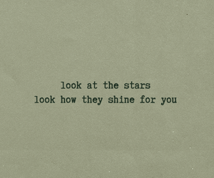 coldplay, shine, and look image