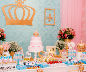 birthday, decoration, and cake image