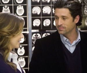 adorable, couple, and meredith grey image