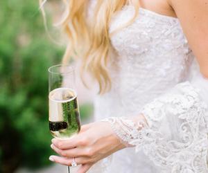 beautiful, cute, and bridal image