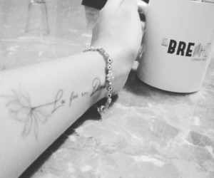 coffee, tatto, and me image