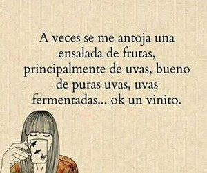 frases, quotes, and vino image