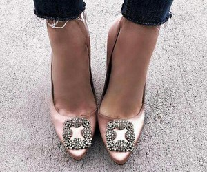 expensive, fashion, and heels image