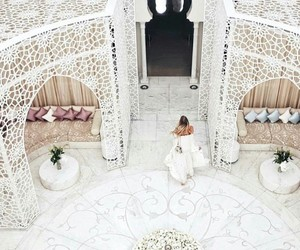white, architecture, and luxury image