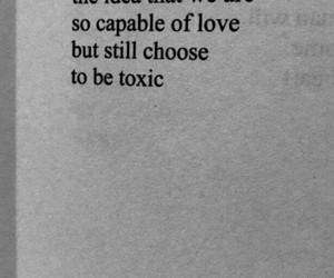 toxic, idea, and love image