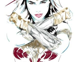 Amazon, wonder woman, and dc comics image