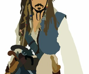 cool, pirates of the caribbean, and jack sparrow image