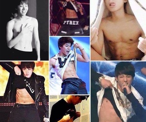 abs, bts, and rap monster image