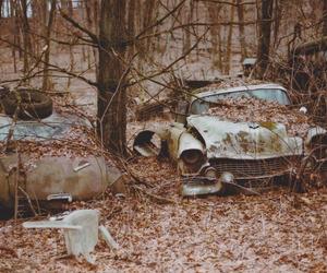 apocalypse, broken, and cars image