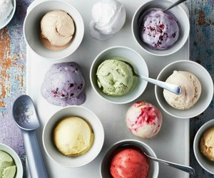 yummy, food, and ice cream image