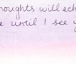 enchanted, handwritten, and Lyrics image