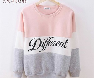 fashion, different, and pink image