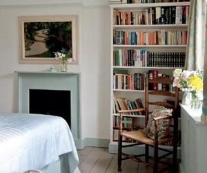 bedroom, farmhouse, and home decor image
