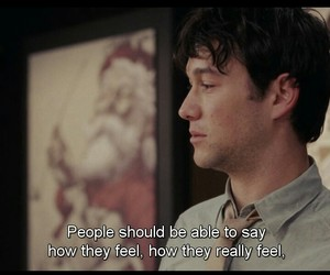 500 Days of Summer, sad, and truth image