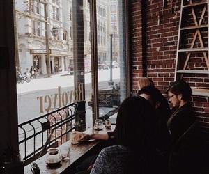 coffee, brown, and theme image