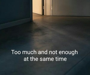 lonely, thoughts, and words image