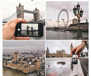 cities, england, and london image