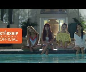 kpop, video, and sistar image