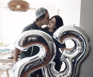 23, adorable, and balloons image