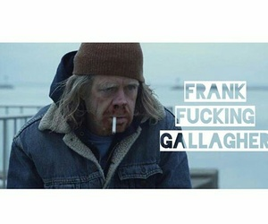 drunk, shameless, and frankgallagher image