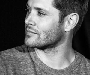 supernatural, jensen, and Jensen Ackles image