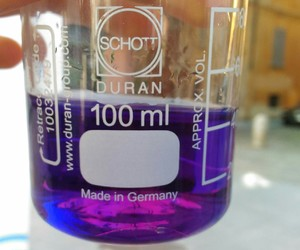 chemistry, colours, and love image