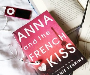 romance, ya book, and anna and the french kiss image