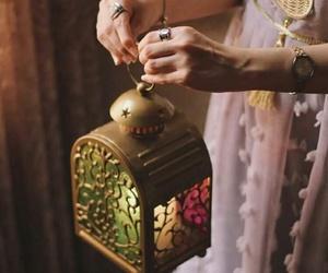 Ramadan and رَمَضَان image