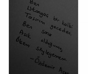 özdemir asaf and türkçe sözler image
