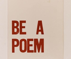 poem, quotes, and red image