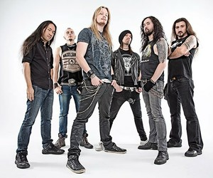 dragonforce and metal image