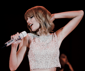 1989, Taylor Swift, and red image