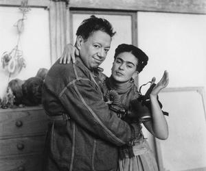 frida kahlo, Diego Rivera, and photography image