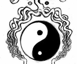 Buddha, peace, and tree image