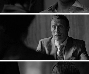 hannibal, hannibal lecter, and love image