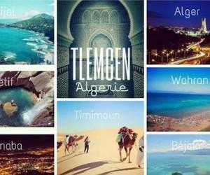 Algeria, alger, and wahran image