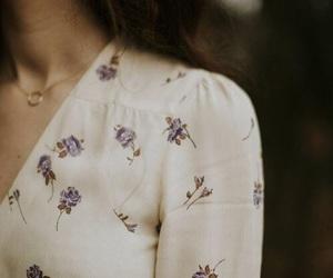 fashion, vintage, and dress image