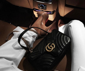fashion, car, and gucci image