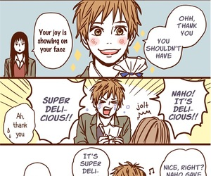 manga girl, orange, and shoujo image