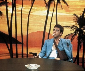 al pacino and scarface image