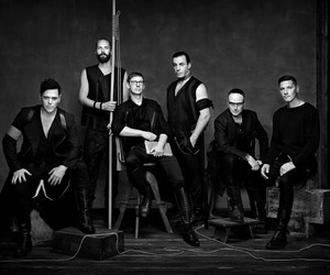 germany, rammstein, and metal image