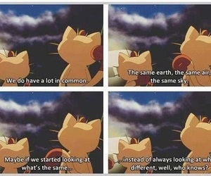 pokemon, quotes, and same image