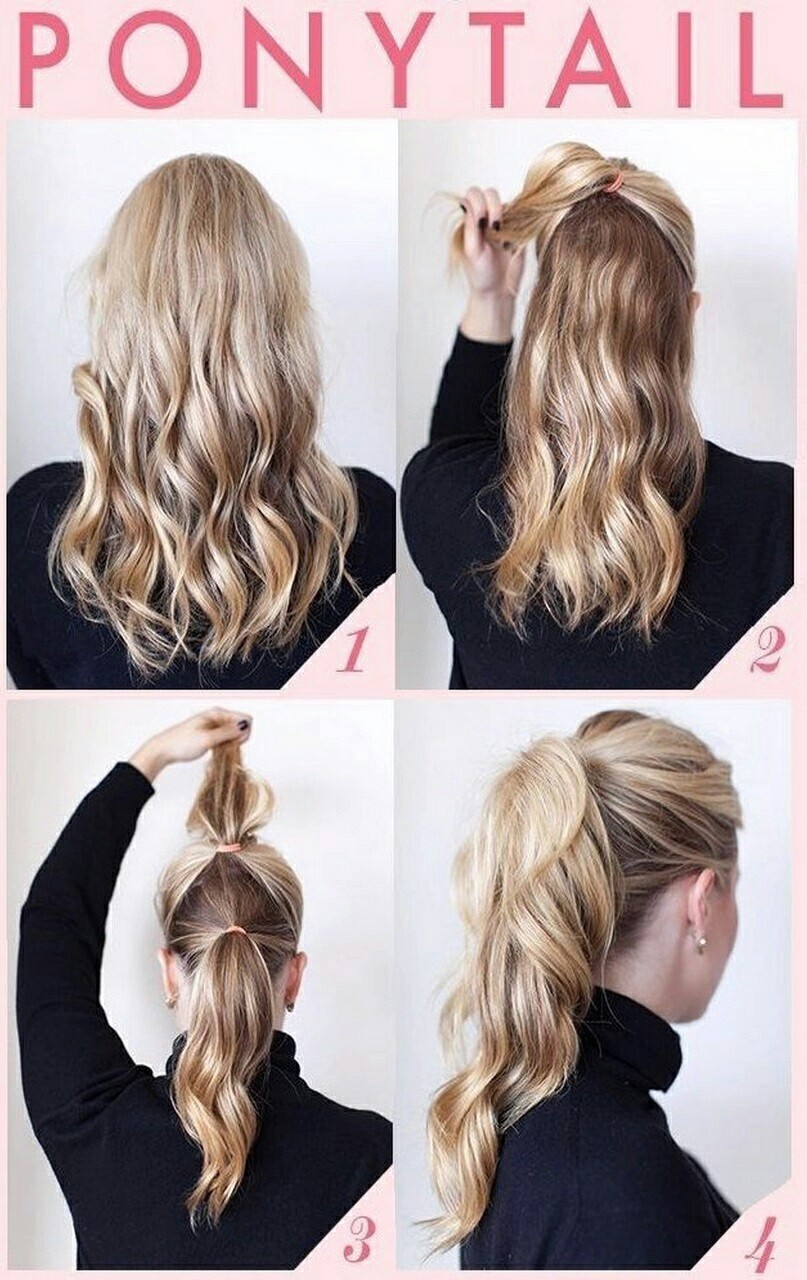 hairstyle it step by step image