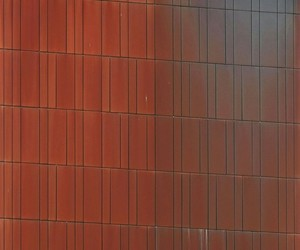 architecture, wall, and rust color image